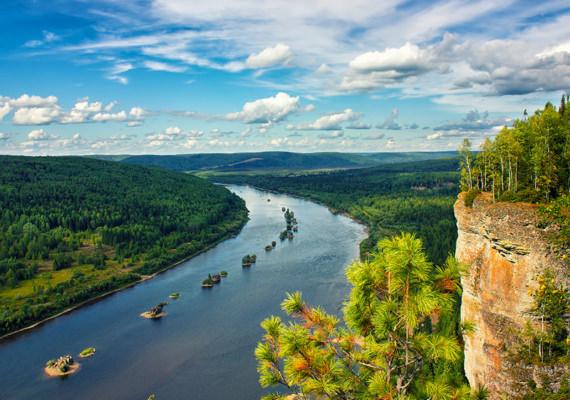 Туры на Урал и Сибирь из Пензы