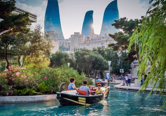 Туры в Азербайджан из Пензы
