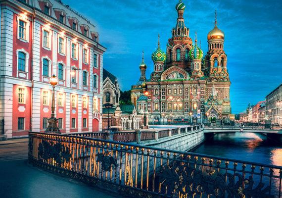 Туры в Санкт-Петербург из Пензы
